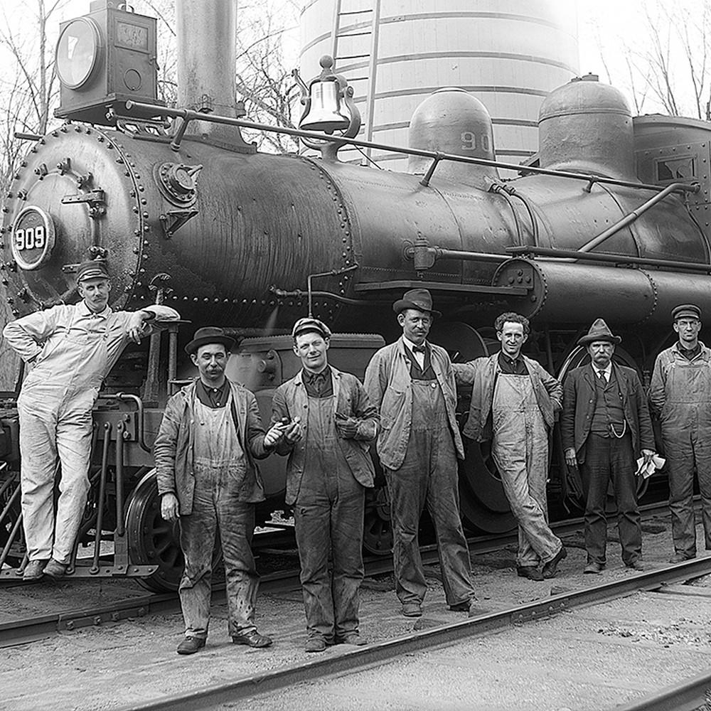 Washington freight train n0bngb