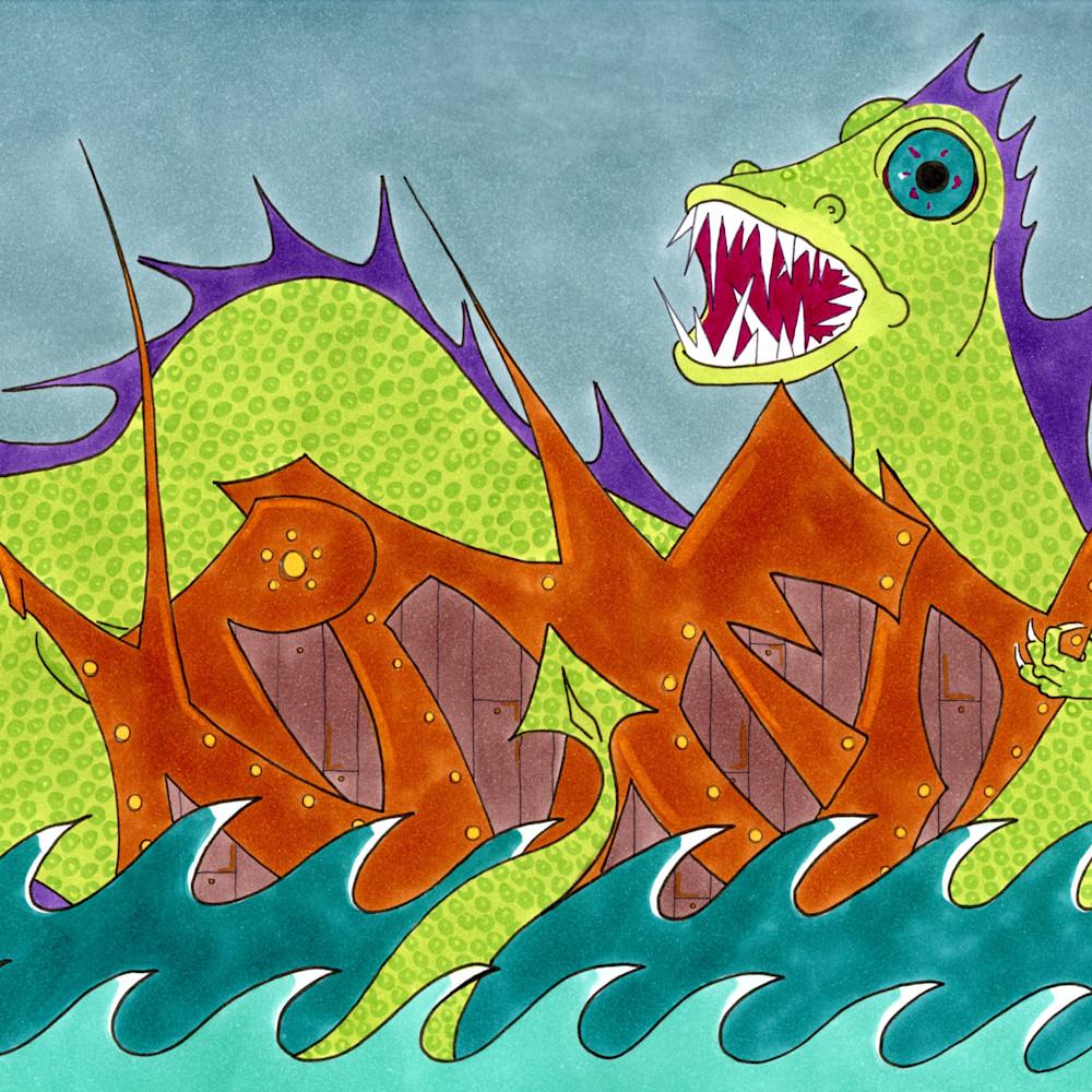 Release the kraken l6zjzg