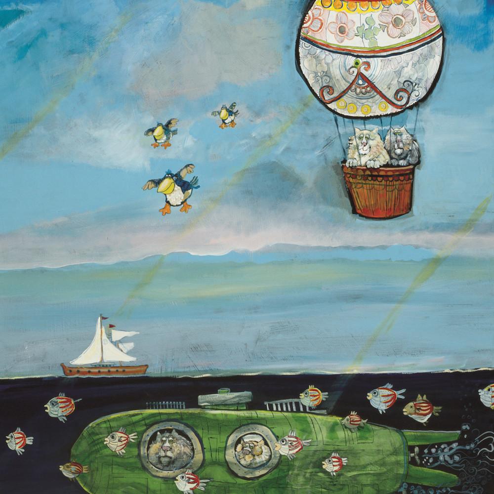 Air balloon 11x14 b8hpi9