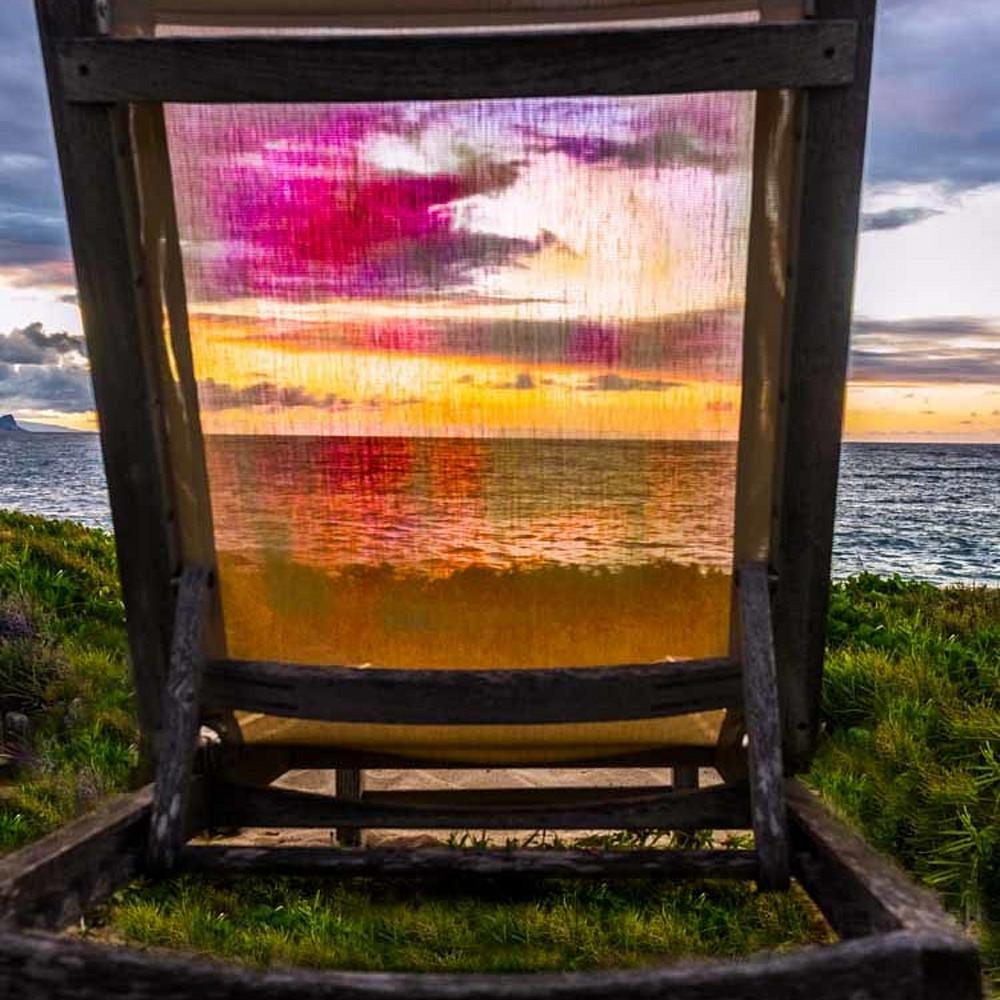 Wish i was there beach chair qqjvxx