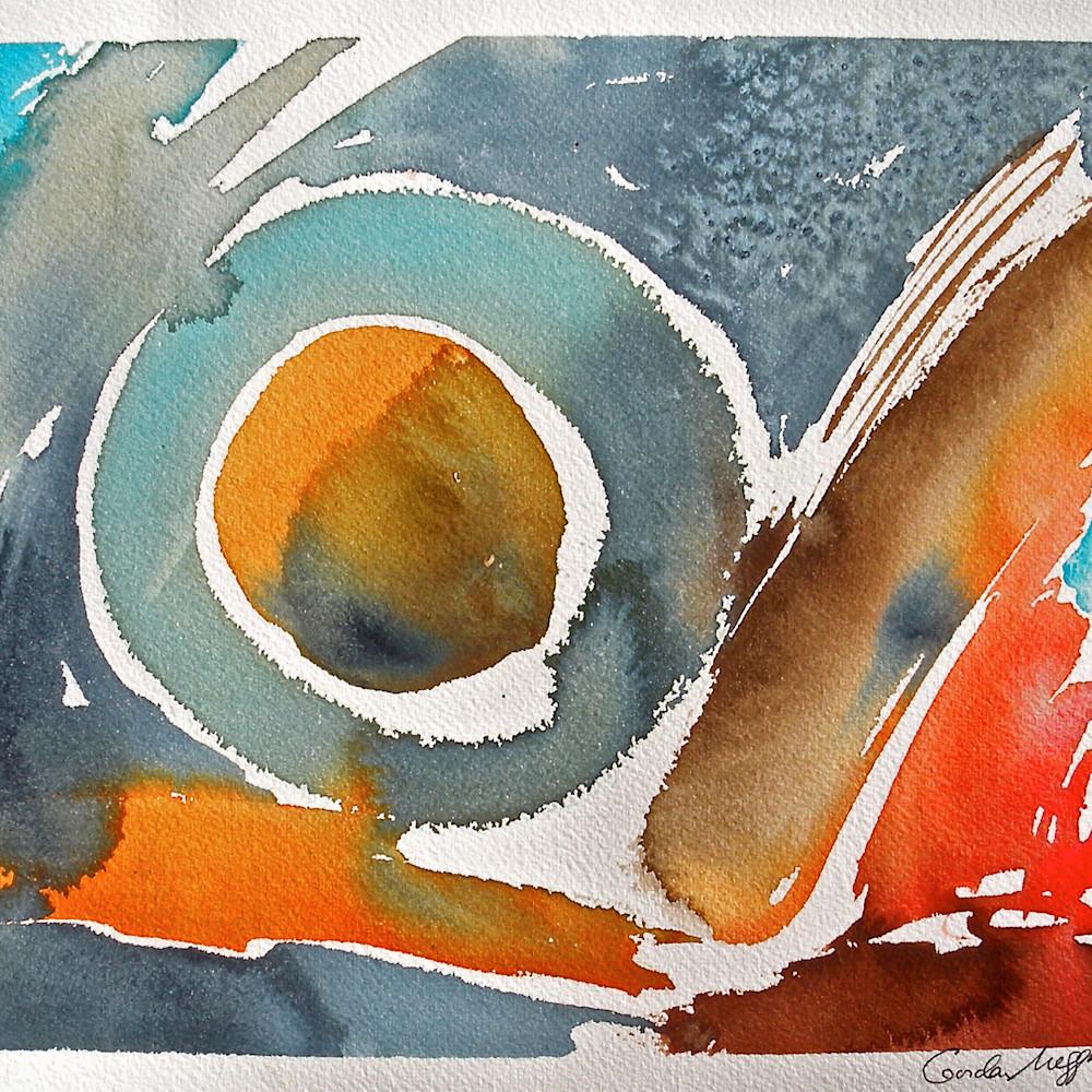 The gods of tao 10 x14 watercolor umubkl
