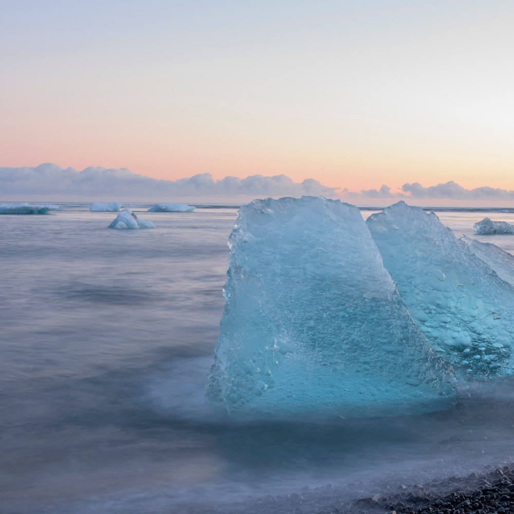 Blue iceberg jokulsarlon hbscbp