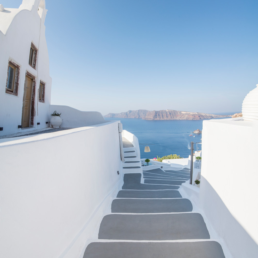 Oia stairs y3jc9l