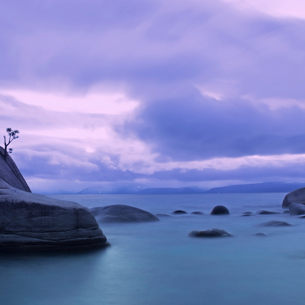 Bonsai rock dreamy panorama filter naz7no