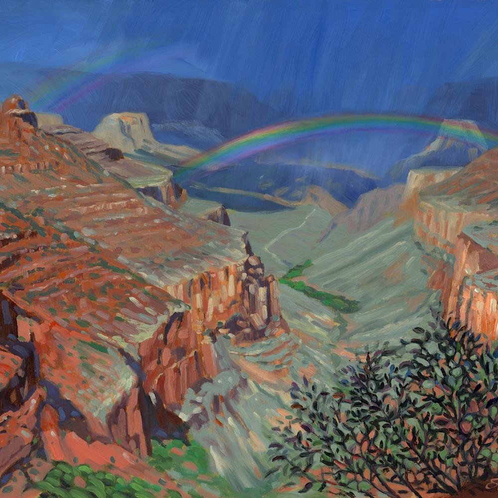 Grand canyon rainbow zpcjff