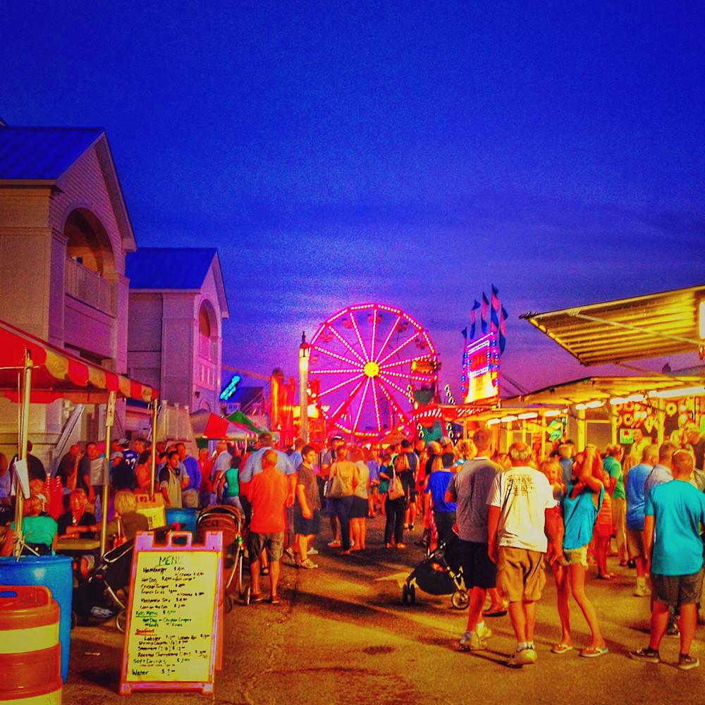 Town fair pieyce