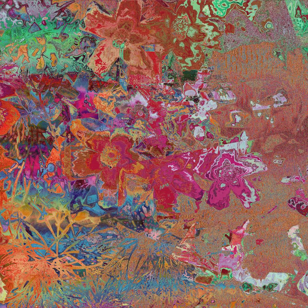 Charming floral tapestry i dz9od7