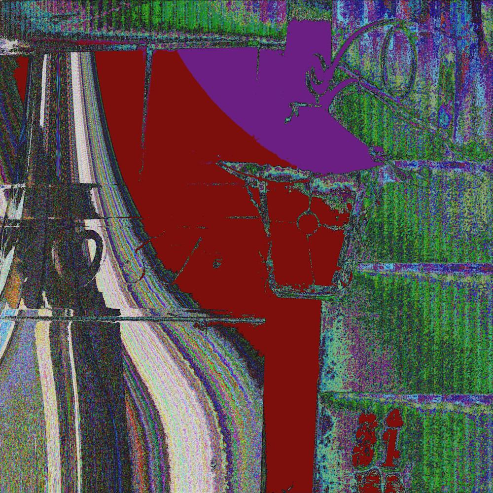 Street lamp tapestry vj3zjz