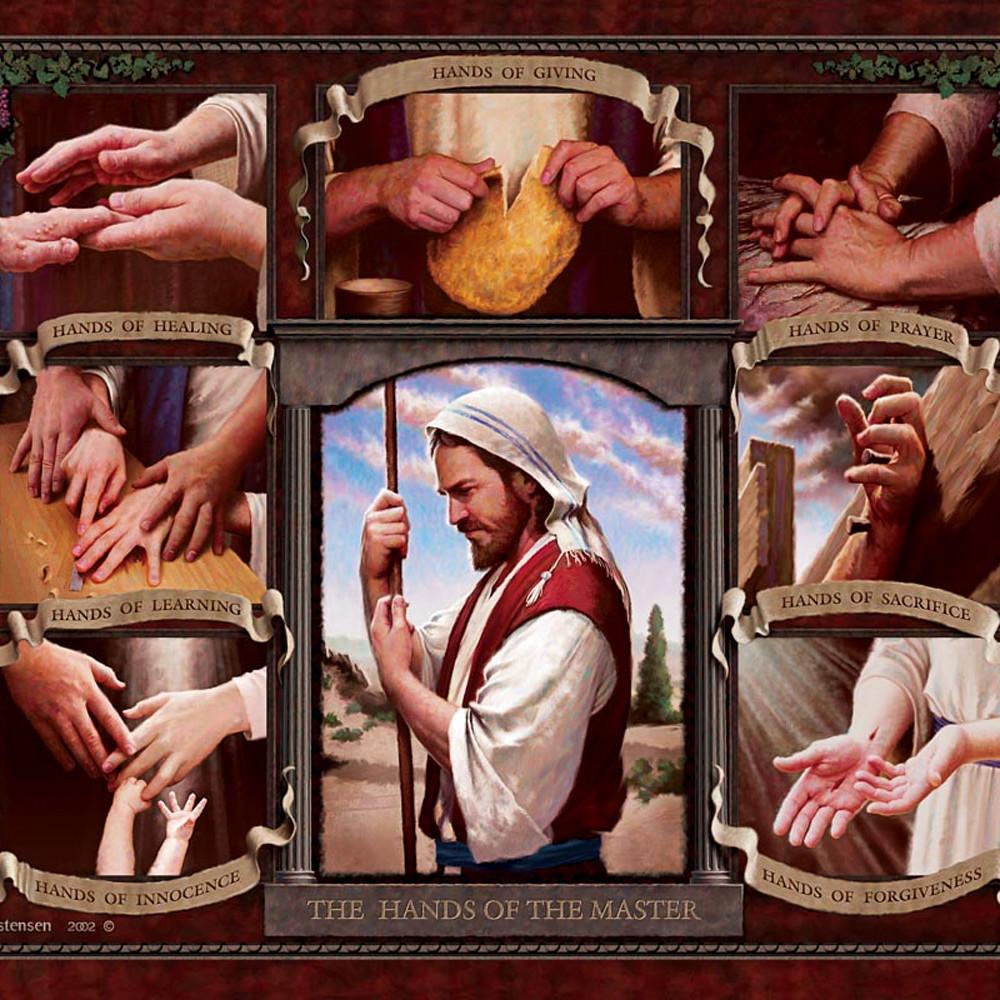Doc christensen hands of the master k5yibm
