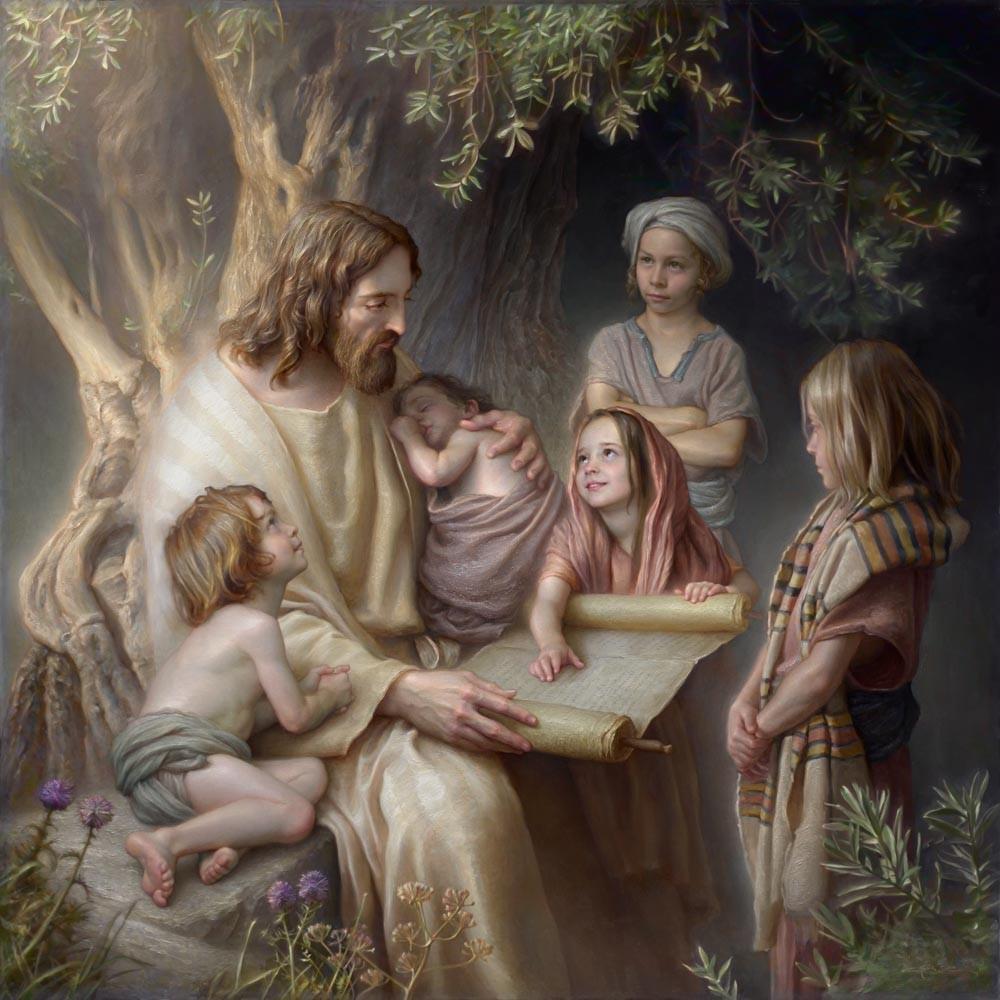 Joseph brickey children of the light yeuets