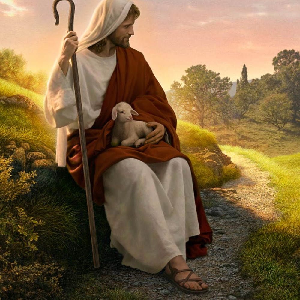Simon dewey in the shepherd s care mwb27s