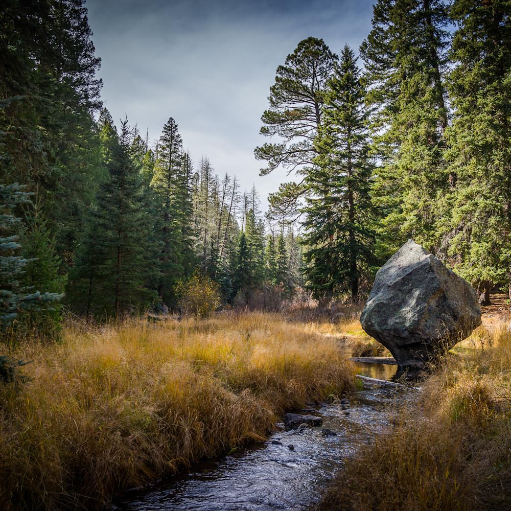 Boulder east fork jemez river  7432 ltkxzv