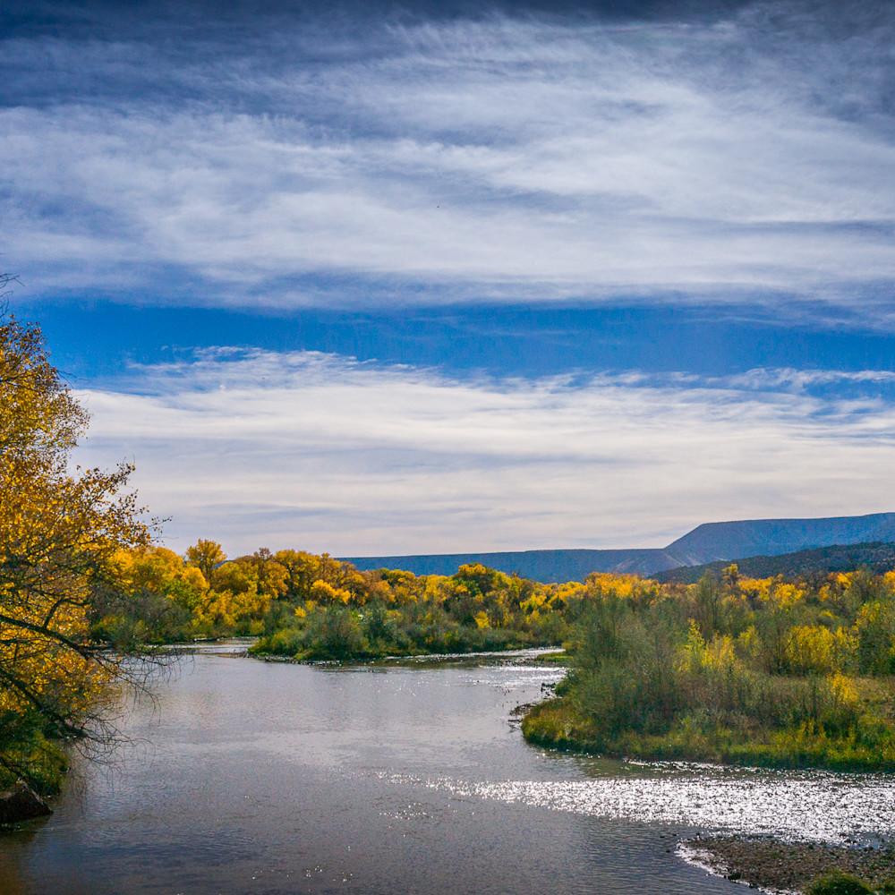 Chama river in fall 02 7297 suisul