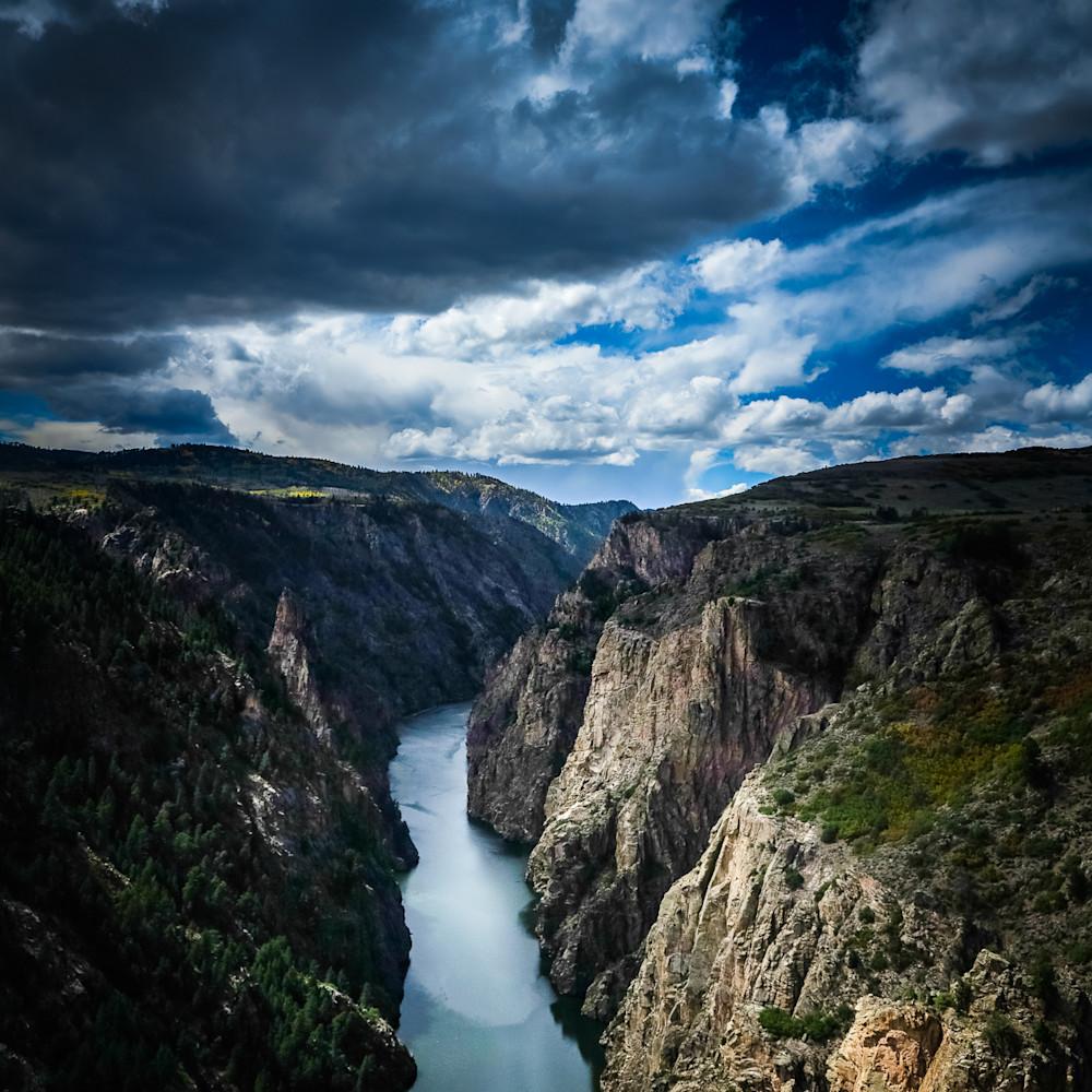 Gunnison canyon co  dcdj00