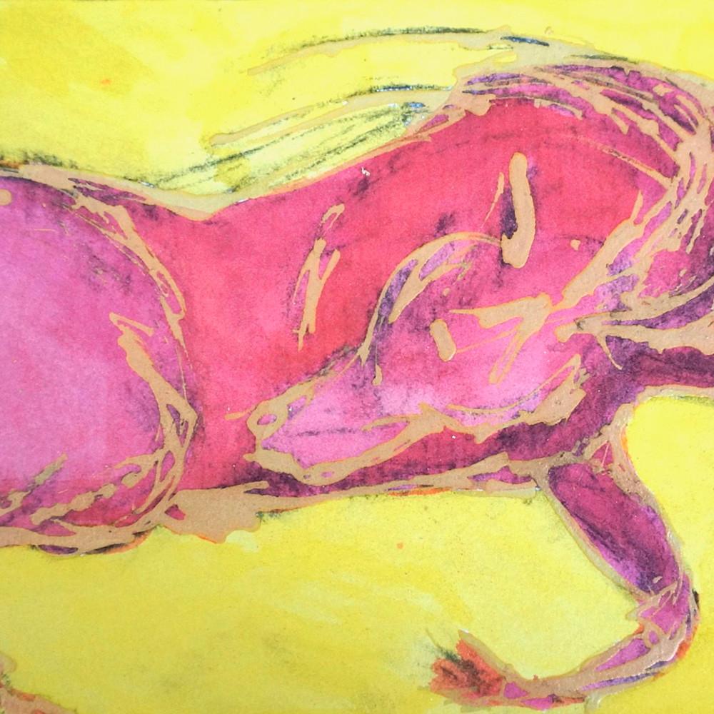 Pam white pinkhorseyellowsky wiu1kf