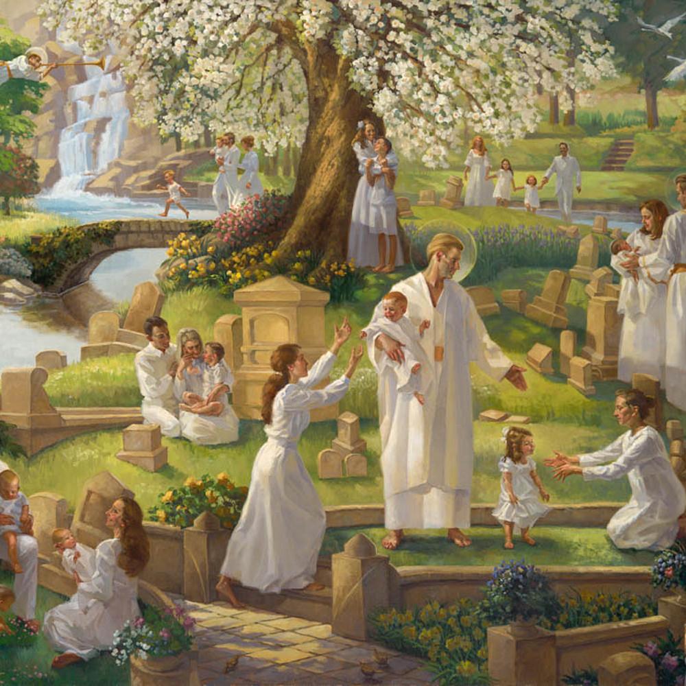 Vicki walker resurrection of christ ek0svk
