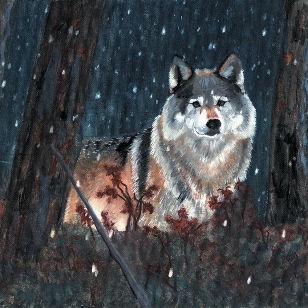 Winter wolf q1oyzr