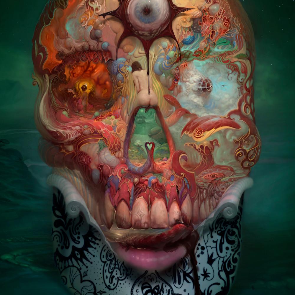 Asf skull yuweyo