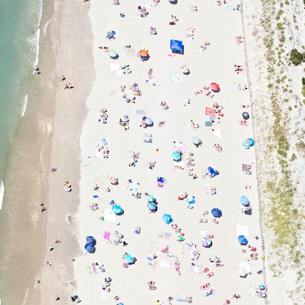 Second beach aerial 2 print guvomu