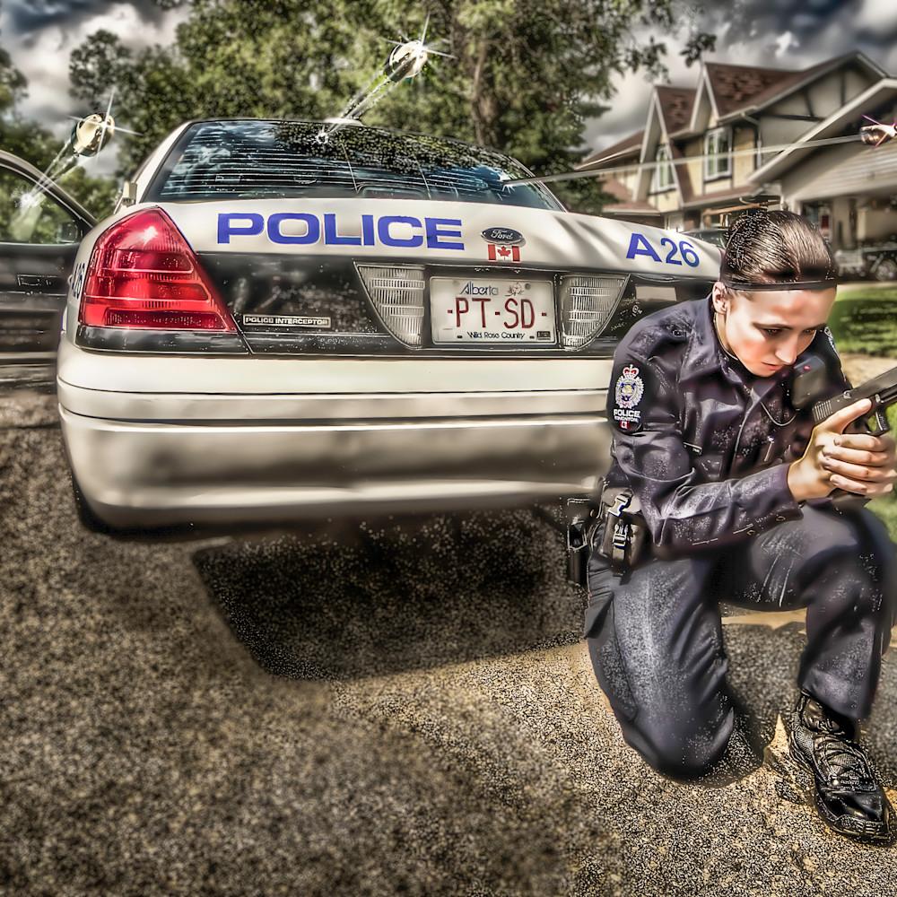 Female city police copy tidqyw