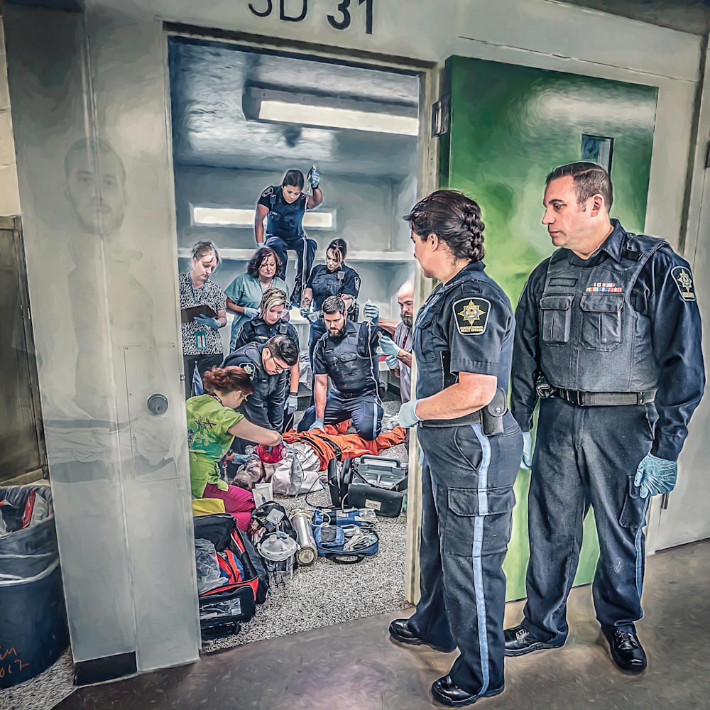 Inmate arrest wsclqa