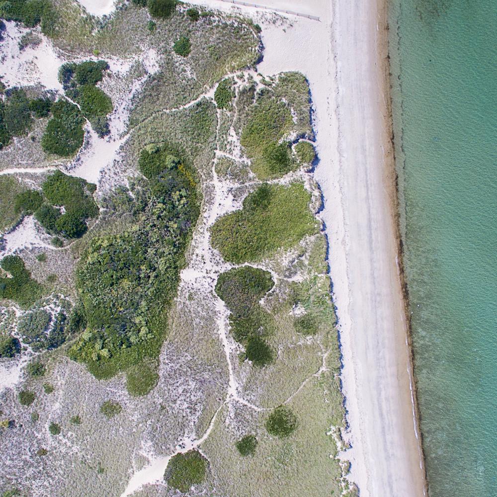 Jetties beach aerial dunes web hstsip