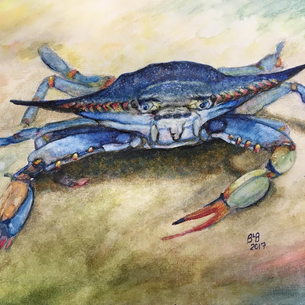 Blue crab qzvvfi