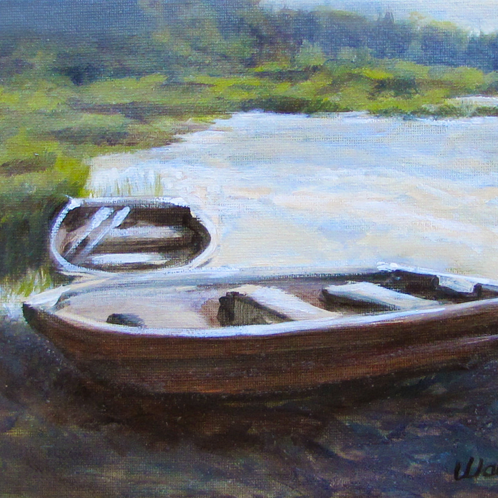 Pond row boats 1 base kxjdos