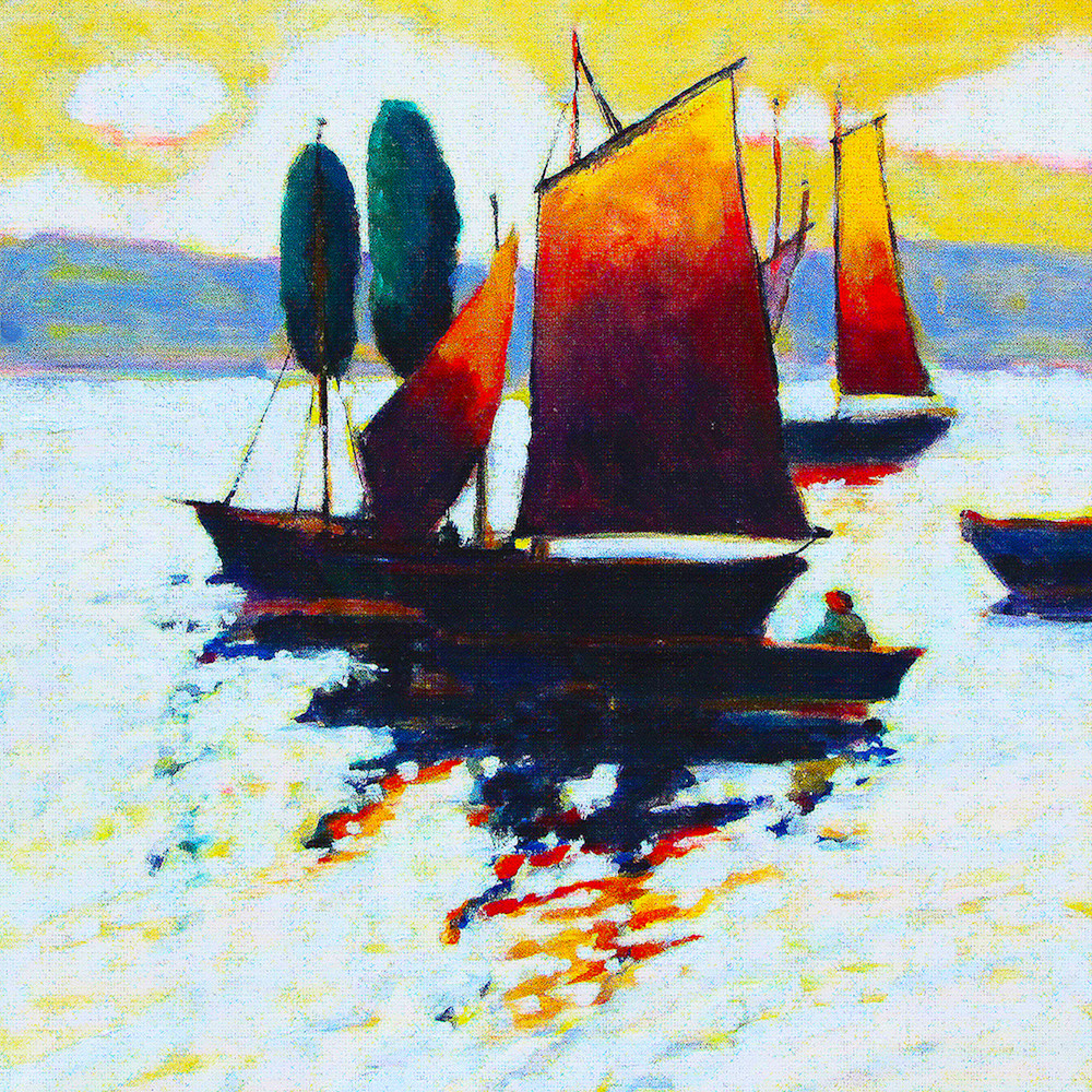 Sunny sailing aqbvdn
