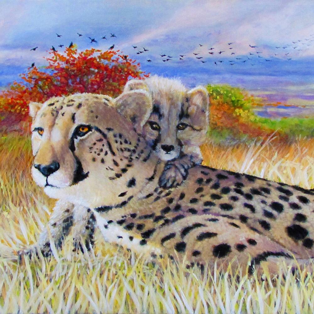 Cheetah and cubfw bqs5jc