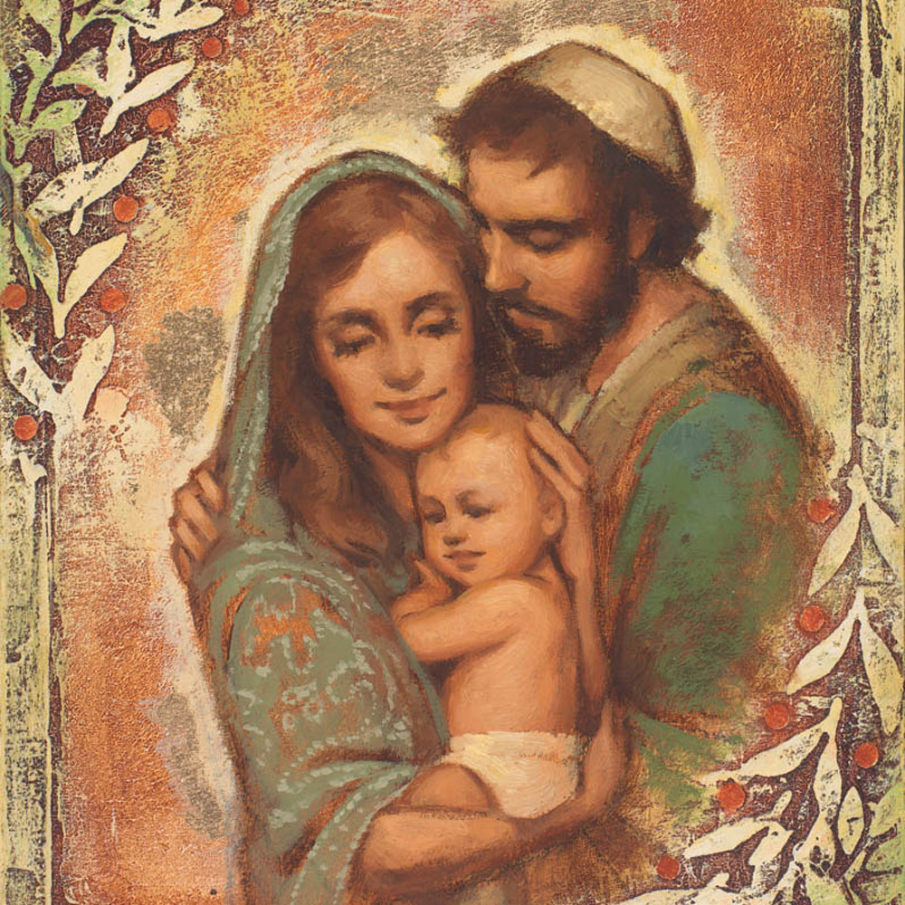 Annie henrie nader holy family q78tyd