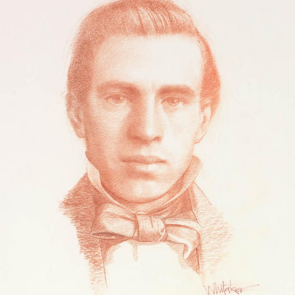 William whitaker joseph smith sketch h9kvsr