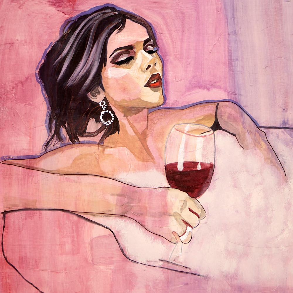 Wine tube o w5kjig