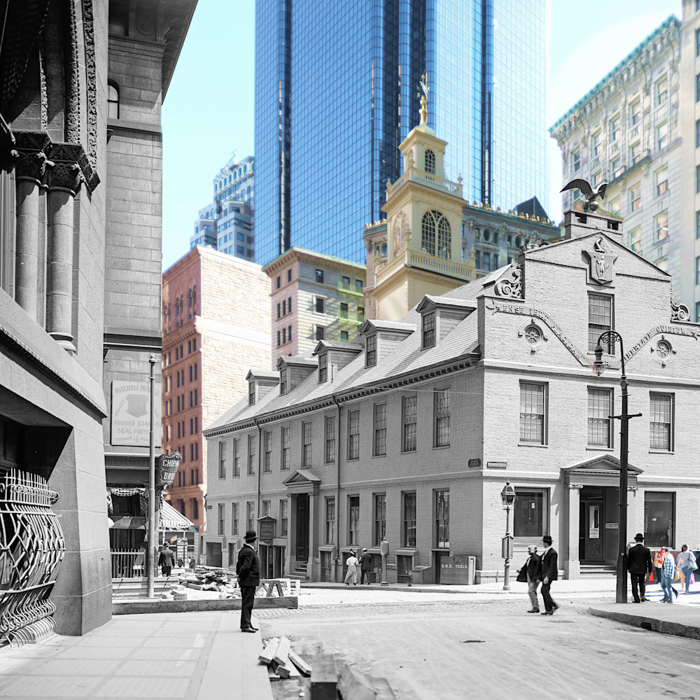Dsc 8799 old state house front from court street boston mass. 30x24 xkqhyw