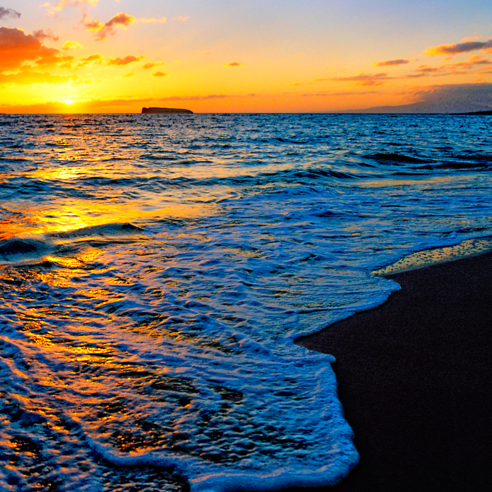 Makena beach foam love verse jibfao
