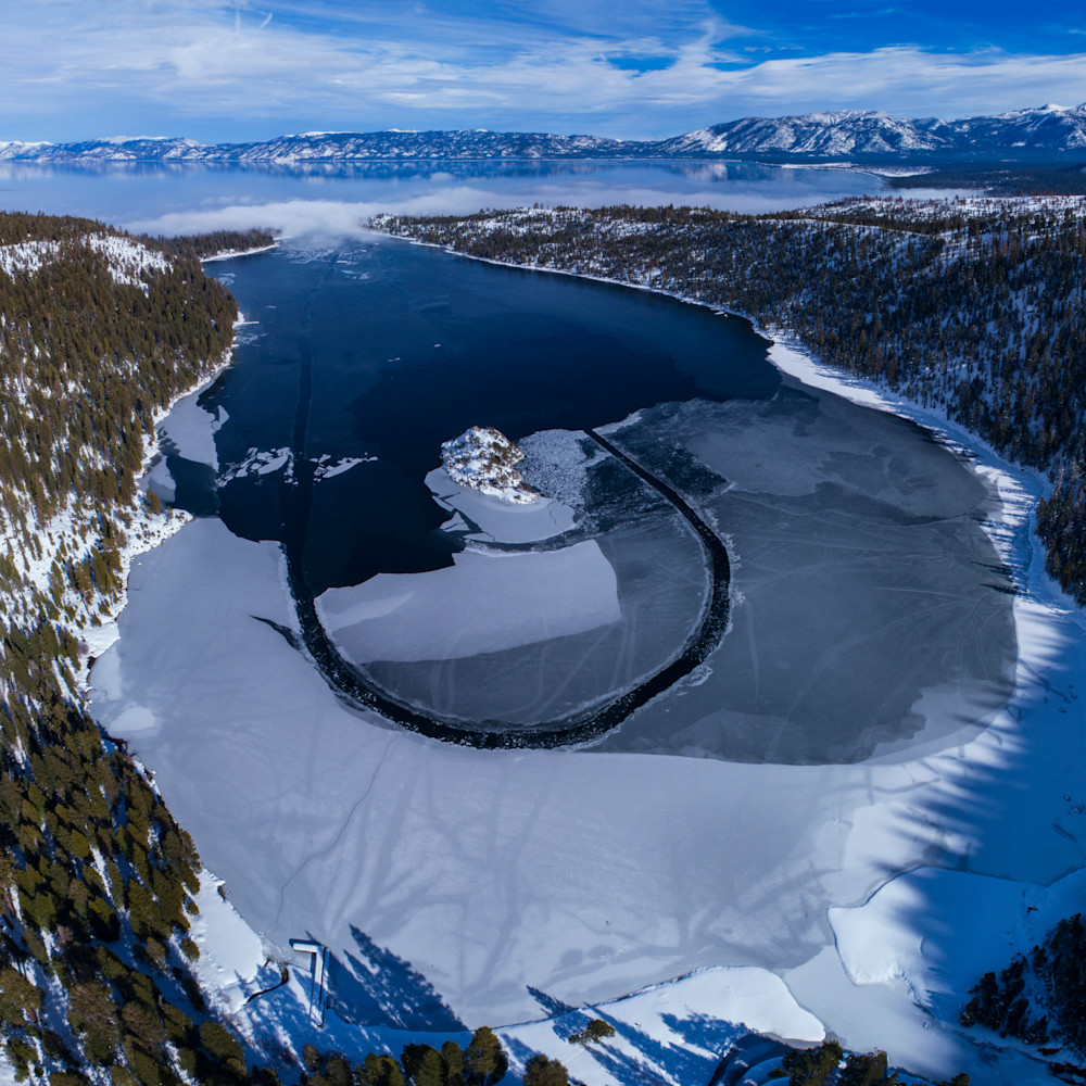 Emerald bay ice freeze jnpgm1