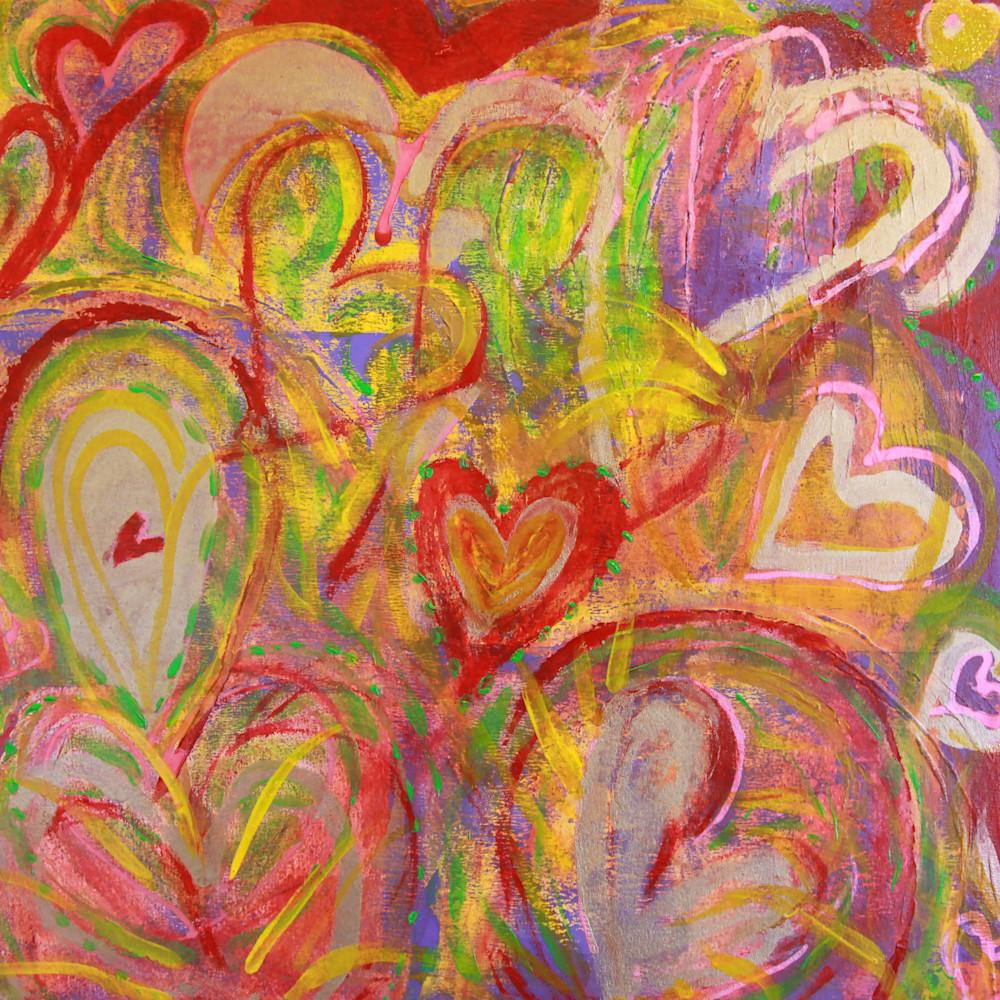 Heart 8 vu8r7g