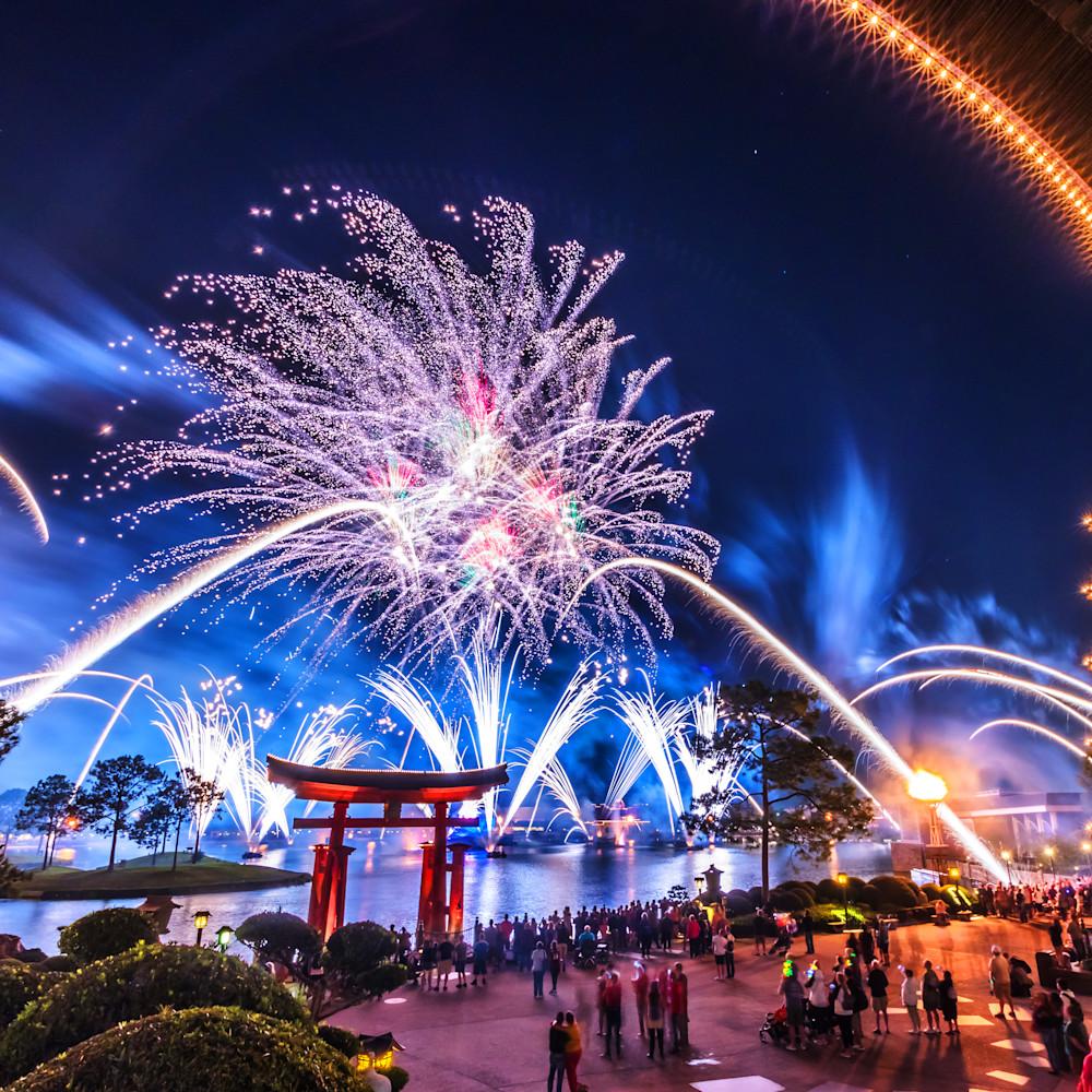 Epcot fireworks spectacular 6 os0hqf
