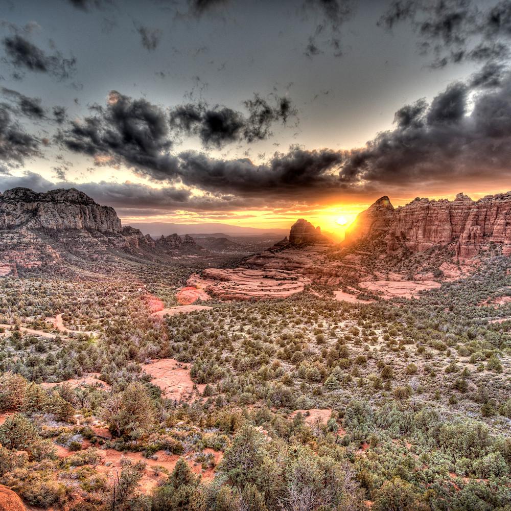 Sedona sunset sgvb9e