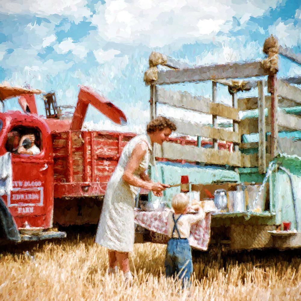 Harvest dinner zv6o08