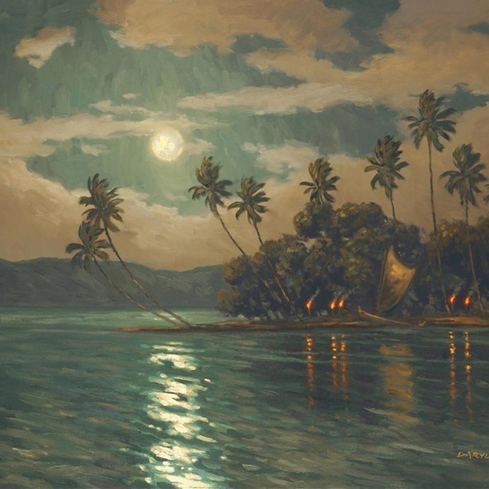 Hawaiian moon by daryl millard ia8rcb