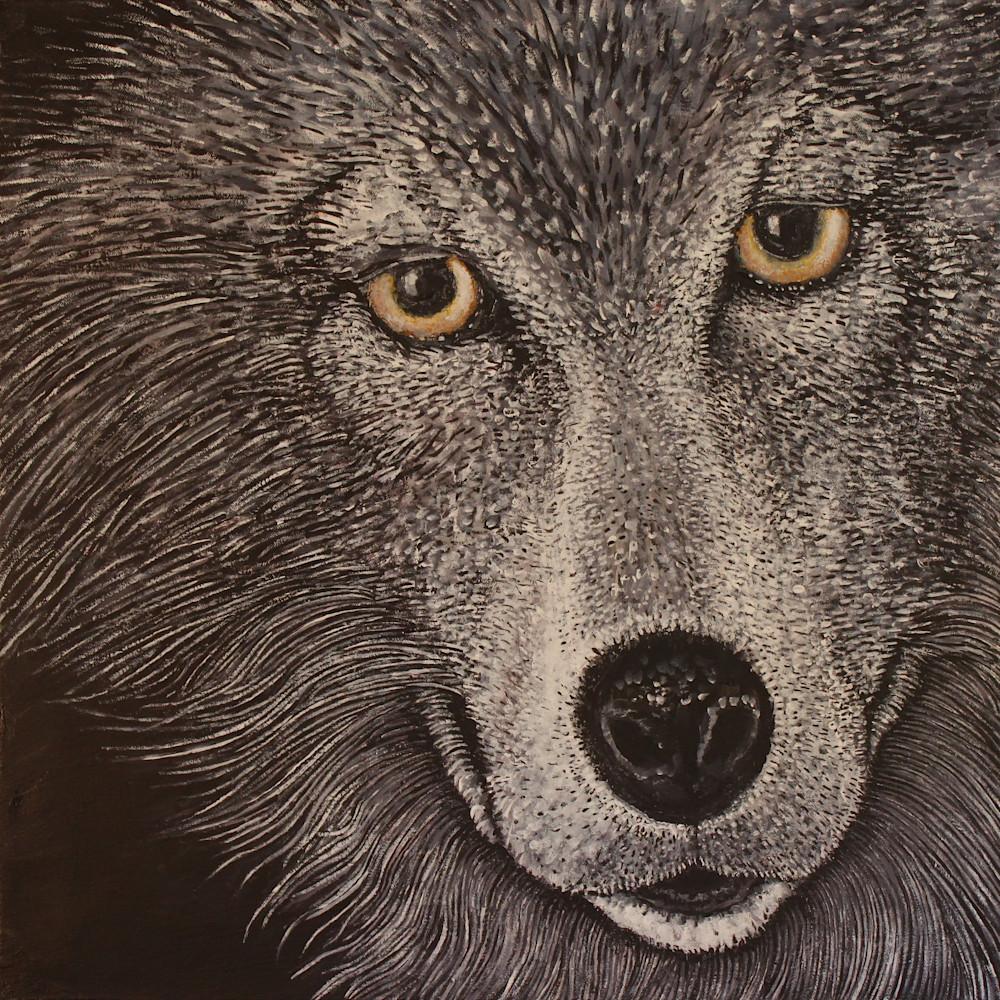 Wolf face killah fver2u