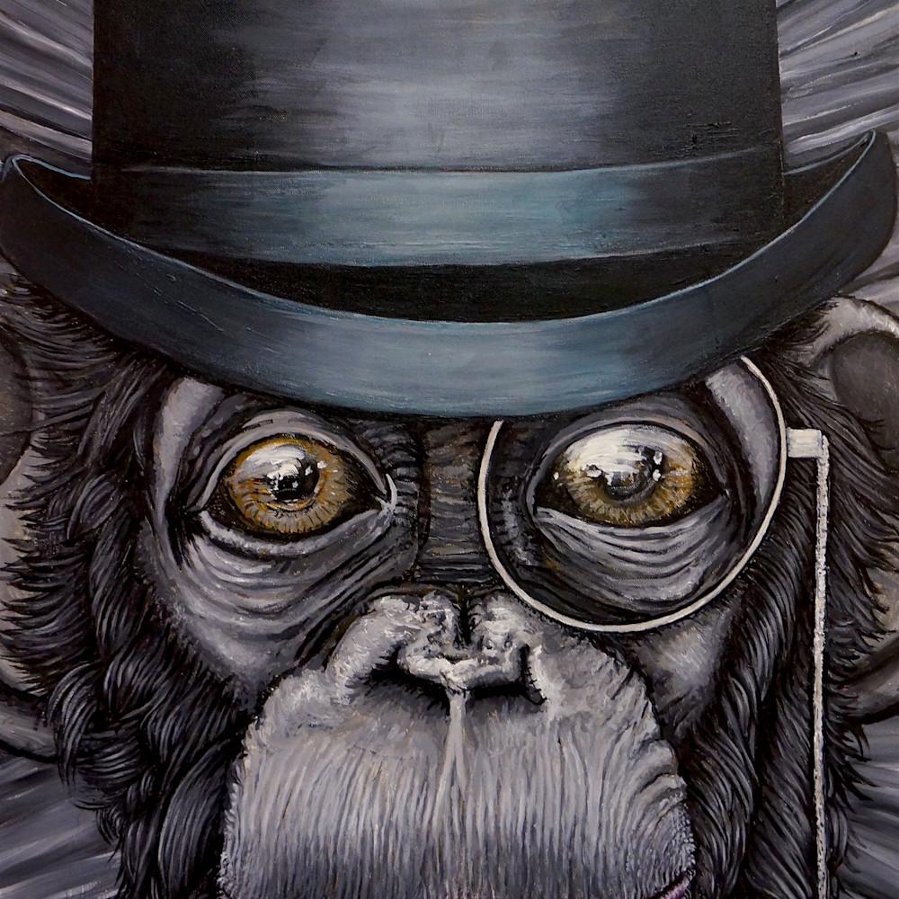 Sir chimpston churchill n7jcmm