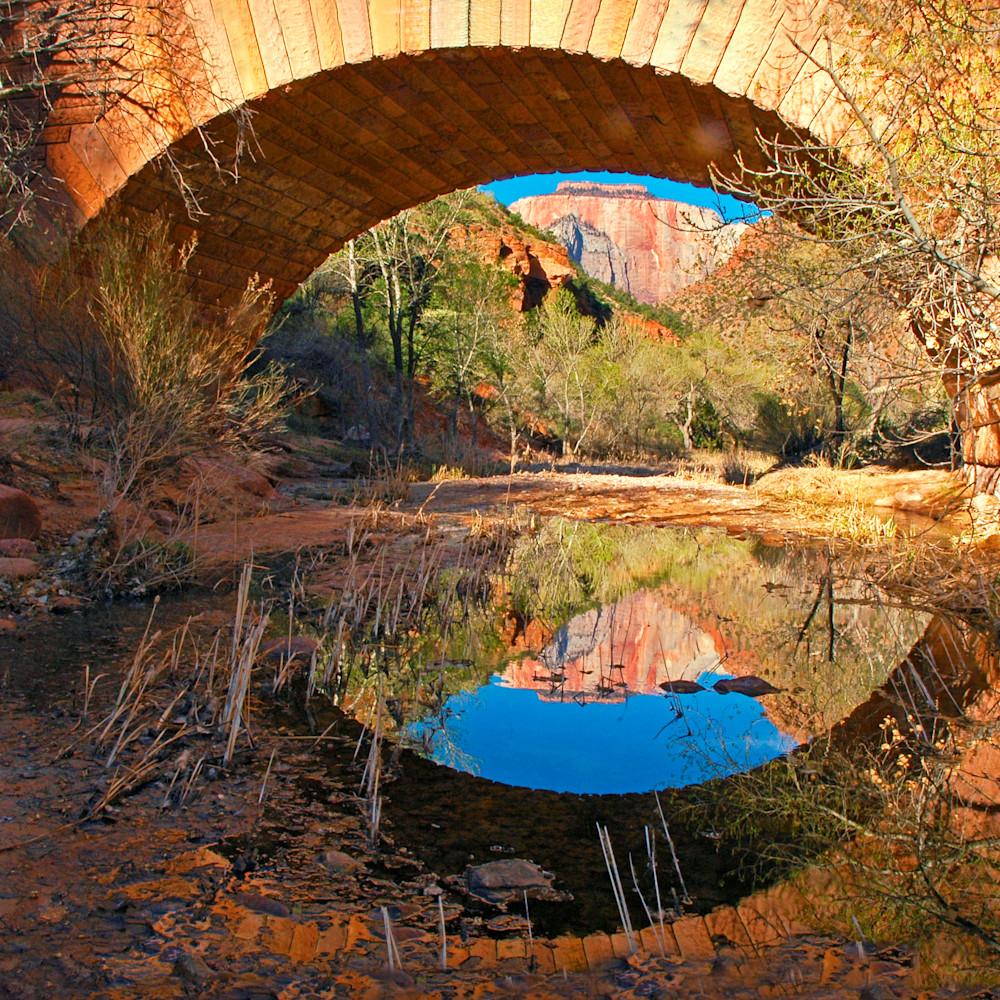 Under zion bridge rwntnj