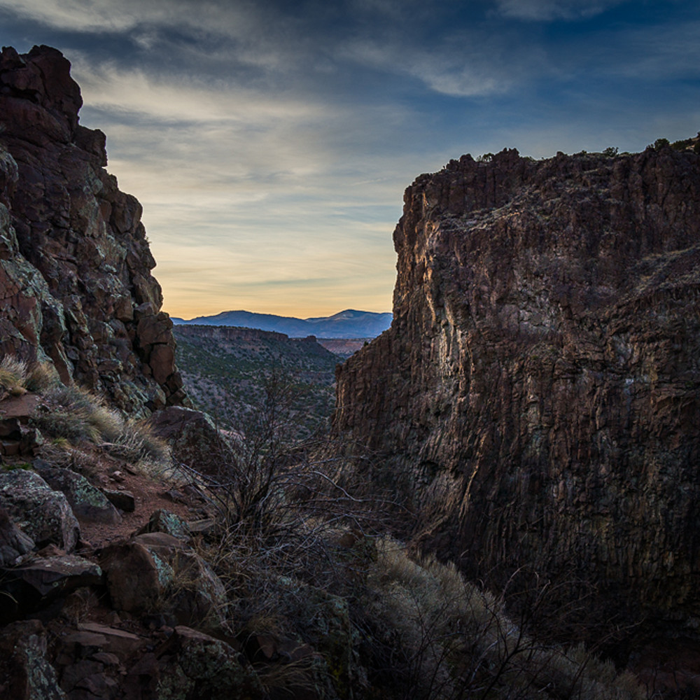Dusk diablo canyon yyc58w