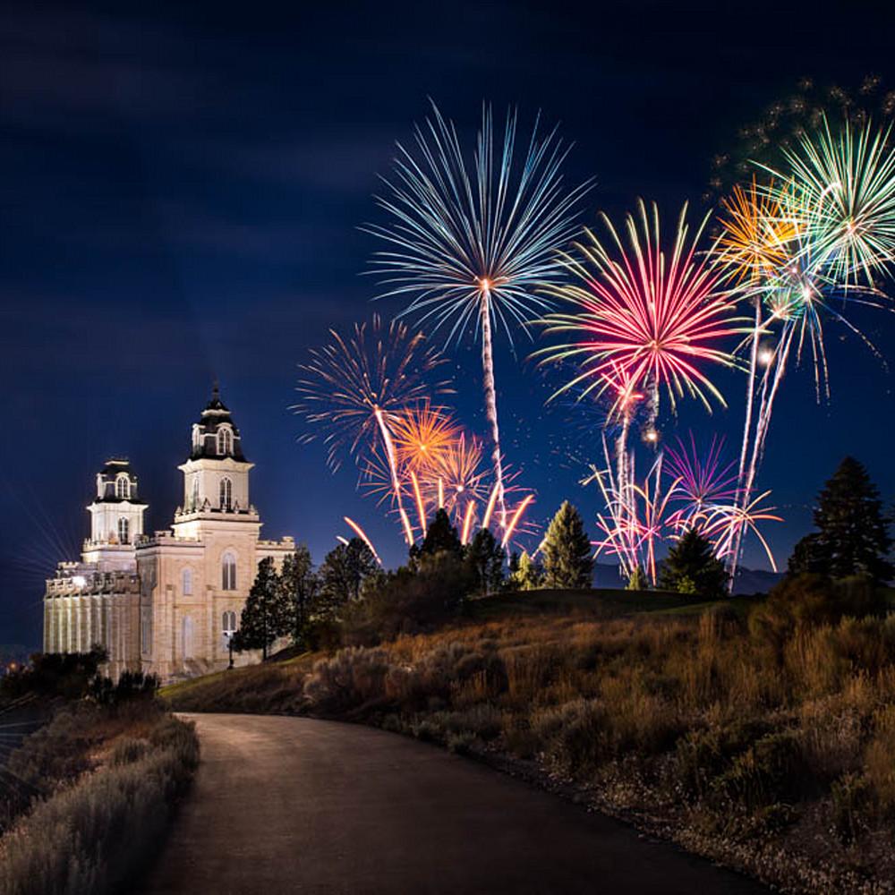 Lance bertola manti temple   fireworks z0zvfy