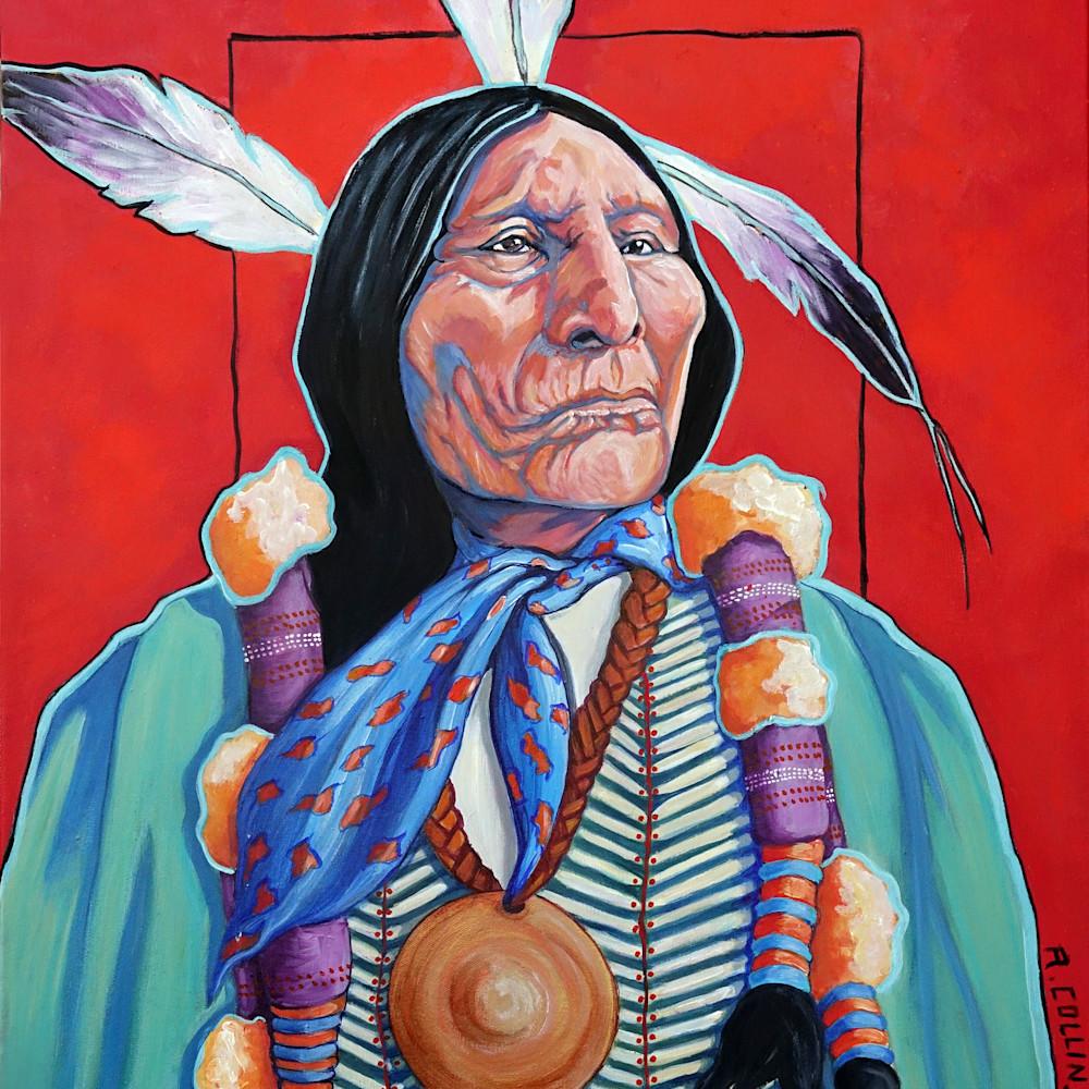 Cheyenne chief lcvqad