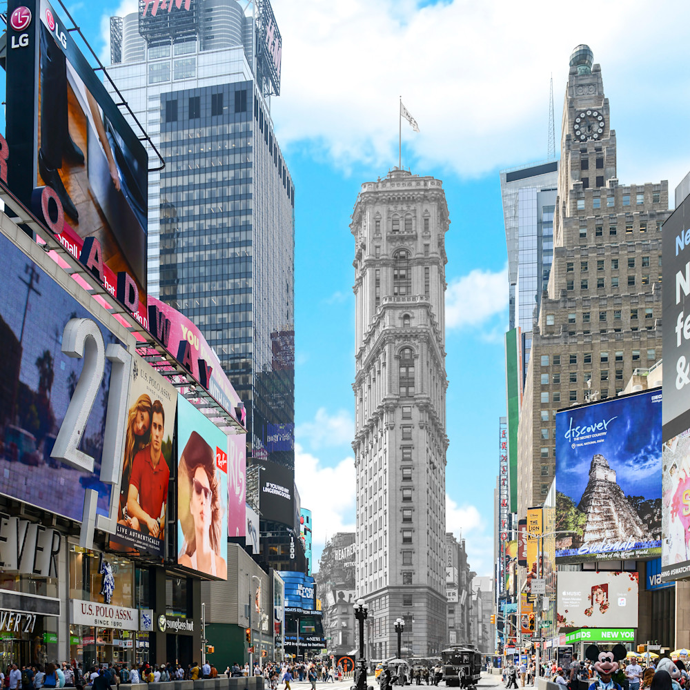 Dsc 1235 times building new york n.y. 40x32 kaztrn