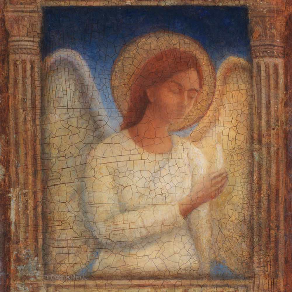 Todd knell angel with light ejfuek