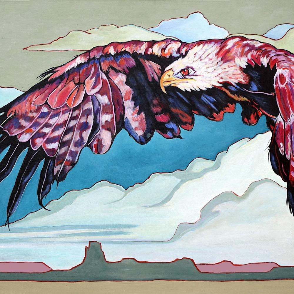 Fly like and eagle good ze6mvj